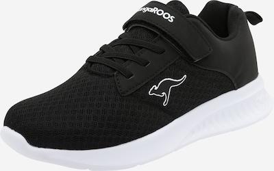 KangaROOS Sneaker in schwarz / weiß, Produktansicht