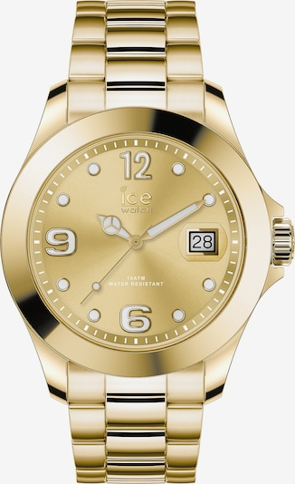ICE WATCH Ice-Watch Damen-Uhren Analog Quarz ' ' in gold, Produktansicht