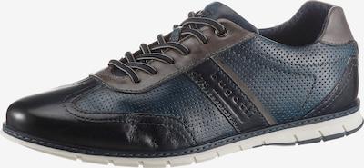 bugatti Sneaker in blau / braun, Produktansicht