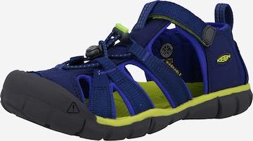 KEEN Sandaal 'SEACAMP II CNX', värv sinine