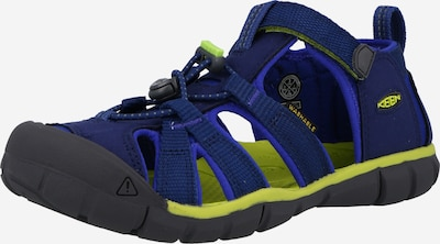 KEEN Sandale 'SEACAMP II CNX' in blau, Produktansicht