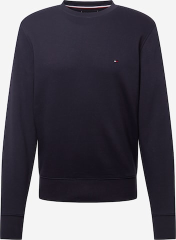 TOMMY HILFIGER Sweatshirt in Blau