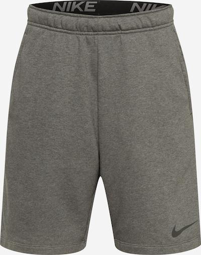 NIKE Spodnie sportowe w kolorze nakrapiany szarym, Podgląd produktu