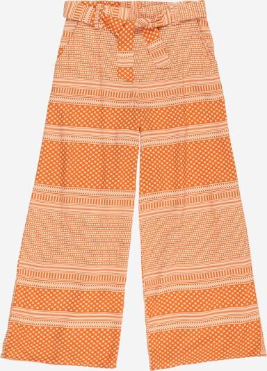 KIDS ONLY Housut 'ELLA' värissä beige / ecru / oranssi, Tuotenäkymä