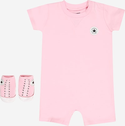 CONVERSE Set: Overall & Socken in marine / rosa / weiß, Produktansicht
