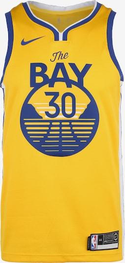NIKE Basketballtrikot 'NBA Golden State Warriors Steph Curry Swingman' in marine / gold / weiß, Produktansicht