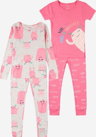 rozā Carter's Pidžama