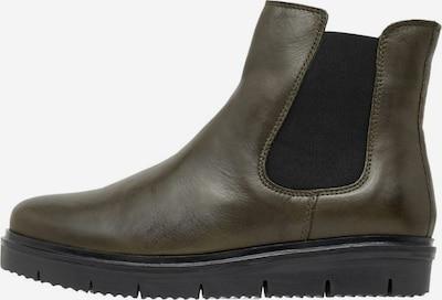 Bianco Chelsea Boots 'Biastela' in dunkelgrün / schwarz, Produktansicht