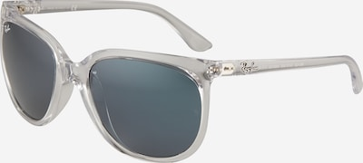 Ray-Ban Sunglasses 'CATS 1000' in Transparent, Item view