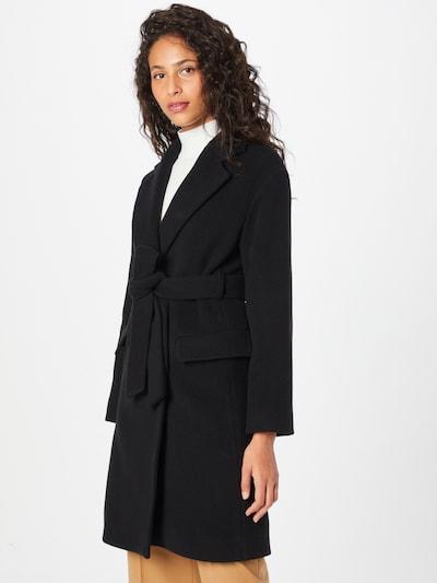 PINKO Prijelazni kaput u crna, Prikaz modela