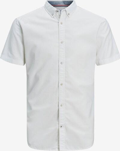JACK & JONES Hemd in weiß, Produktansicht