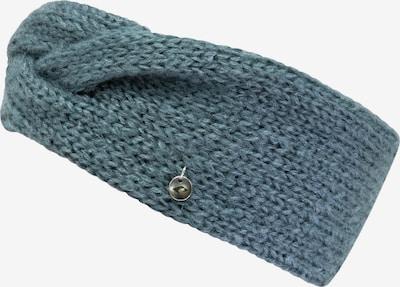 chillouts Лента за чело 'Oxa' в опушено синьо, Преглед на продукта