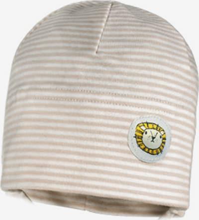 MAXIMO Mütze in creme / sand, Produktansicht