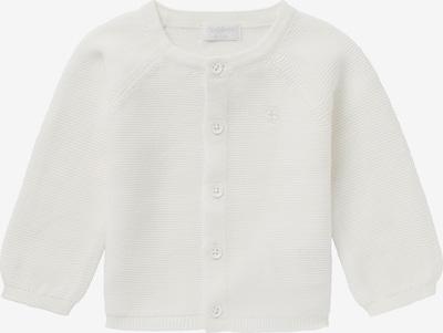 Geacă tricotată 'Naga' Noppies pe alb, Vizualizare produs
