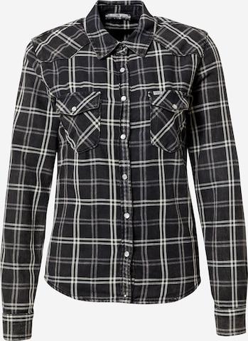 Camicia da donna 'Lucinda' di LTB in nero
