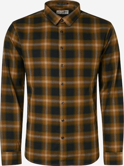 No Excess Button Up Shirt in Yellow / Black / White, Item view