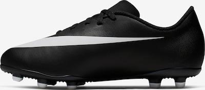 NIKE Fußballschuh in schwarz / weiß, Produktansicht