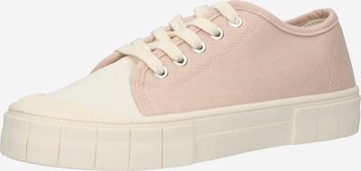 Sneaker low 'PEGGY' rubi pe roz / alb, Vizualizare produs