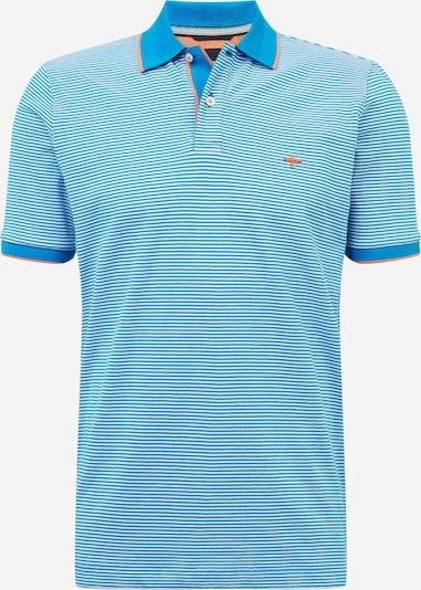 FYNCH-HATTON Poloshirt 'Maritime' in himmelblau / weiß, Produktansicht