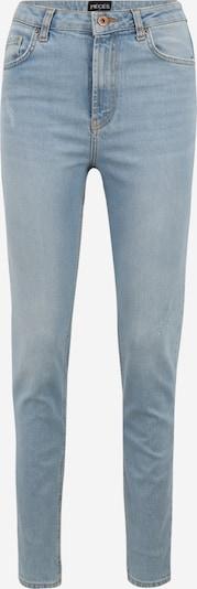 Pieces Tall Jeans 'LEAH' in blue denim, Produktansicht