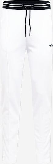 Pantaloni sport ELLESSE pe alb, Vizualizare produs