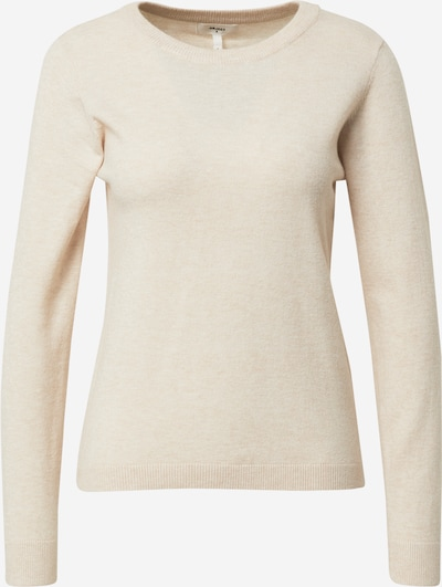 OBJECT Pullover 'Thess' in beige, Produktansicht