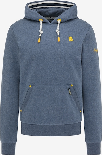Schmuddelwedda Sweatshirt in de kleur Marine, Productweergave