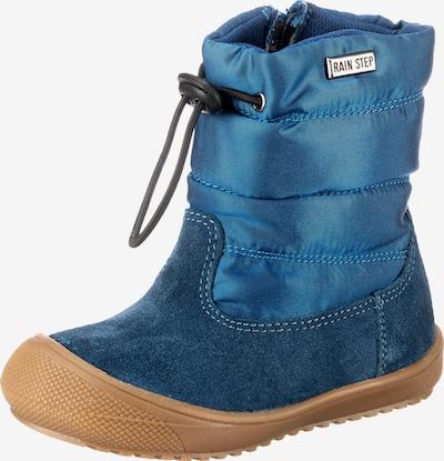 NATURINO Winterstiefel 'Hochalpen' in royalblau, Produktansicht