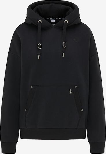 DreiMaster Vintage Sweatshirt in schwarz, Produktansicht