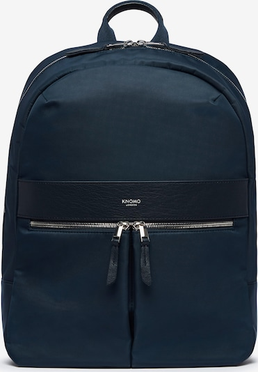 KNOMO Rucksack 'Mayfair Beauchamp' in navy, Produktansicht