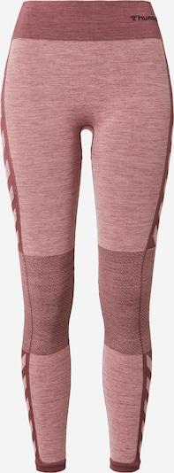 Hummel Workout Pants in Rose / Dusky pink, Item view