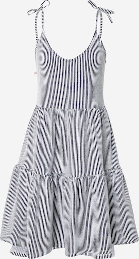 ABOUT YOU Obleka 'Charlotte' | temno modra / bela barva, Prikaz izdelka