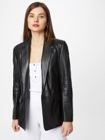 DRYKORN Blazer 'ATLIN' in schwarz, Modelansicht