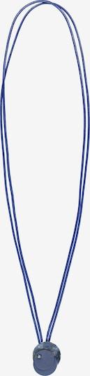 Gina Laura Kette 'Schiebeamulett, 728453' in blau, Produktansicht