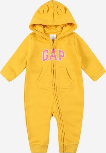 GAP Overall in gelb / rosa, Produktansicht