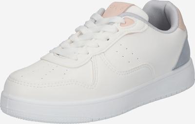 Sneaker low 'Beverly' Hailys pe albastru fum / portocaliu deschis / alb, Vizualizare produs