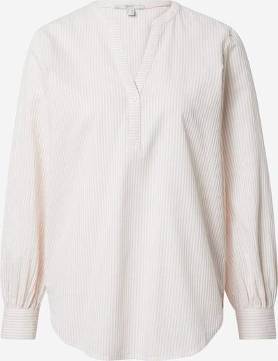 Camicia da donna ESPRIT di colore nudo / bianco, Visualizzazione prodotti
