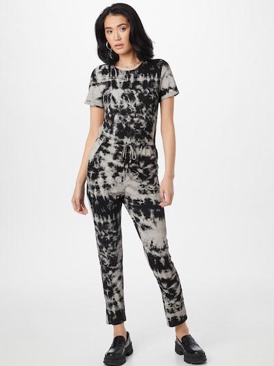 NEW LOOK Combinaison en noir / blanc cassé, Vue avec modèle