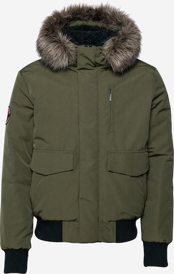 Superdry Jacke 'EVEREST' in khaki, Produktansicht