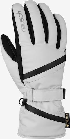 REUSCH Fingerhandschuhe 'Alexa GTX' in Weiß
