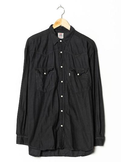 LEVI'S Cordhemd in XL in schwarz, Produktansicht