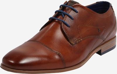 bugatti Zapatos con cordón en marrón, Vista del producto