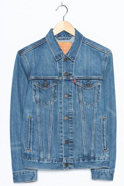 LEVI'S Jeansjacke in S in blue denim, Produktansicht