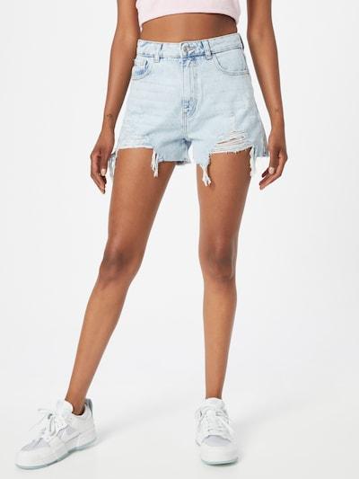 Tally Weijl Jeans i ljusblå, På modell
