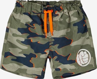 Pantaloncini da bagno 'AVENGERS' NAME IT di colore navy / grigio / cachi / arancione / bianco, Visualizzazione prodotti