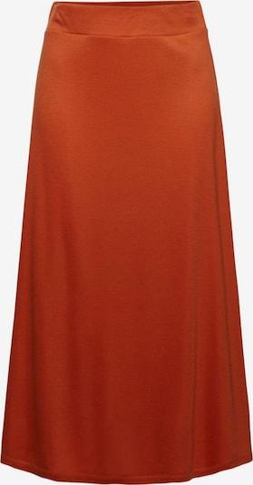 Esprit Collection Jupe en orange foncé, Vue avec produit