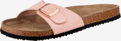 ambellis Pantolette in rosa, Produktansicht