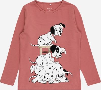 NAME IT Camiseta '101 DALMATIONS JONNA' en kitt / rosé / negro / blanco, Vista del producto