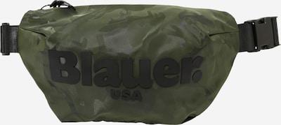 Blauer.USA Sacs banane 'Carter05' en vert, Vue avec produit