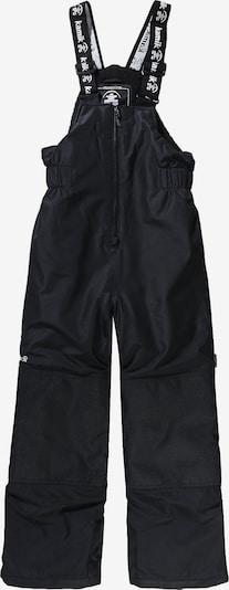 Kamik Outdoor Pants 'WINKIE20' in Black / White, Item view